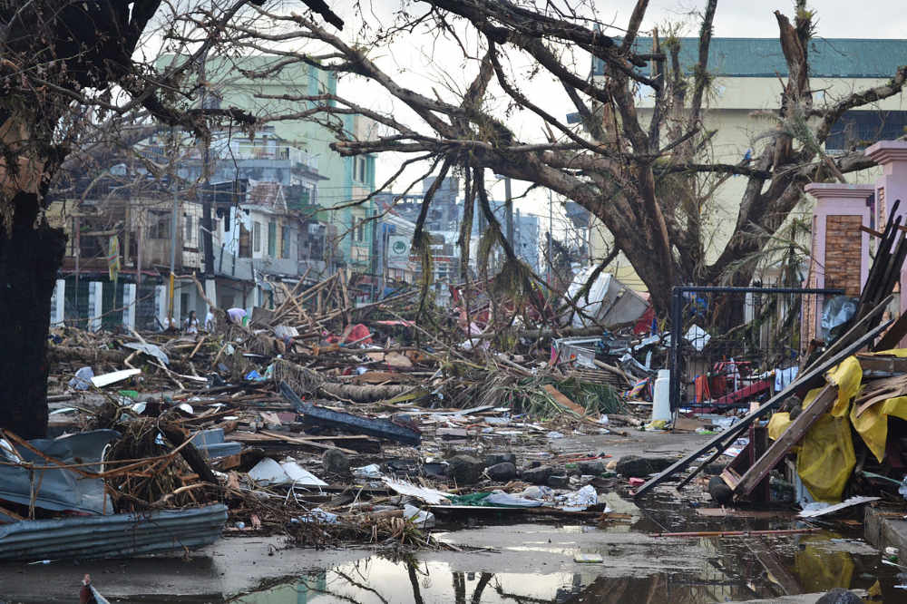 Five Years After Haiyan